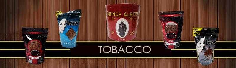 Bacco Tobacco 16 Oz, Bacco Tobacco