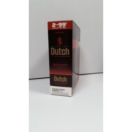 Dutch Master Cigarillos Rum Fusion