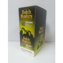 Dutch Masters Cigarillos [ White Grape ] 3 x 10 = 30  count