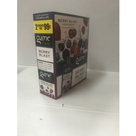 Game Berry Blast Cigarillos 15x2=30ct