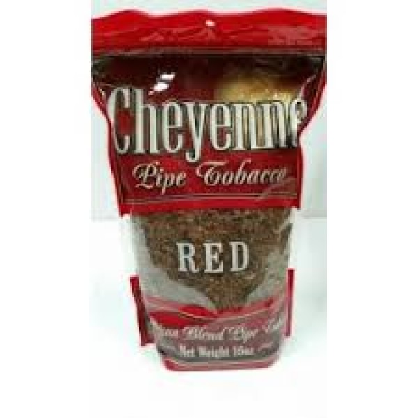 Cheyenne Red (Full Flavor) Pipe Tobacco 16oz - LCWH