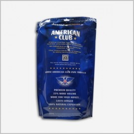 American Club Light Pipe Tobacco 16 oz