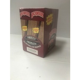 Backwoods Cigarillos Sweet Singles Aromatic Natural