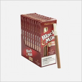 Black N Mild Apple 5 X 10
