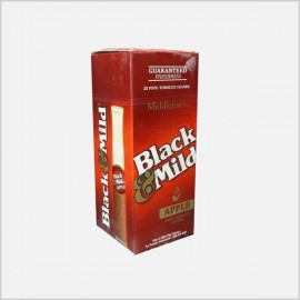 Black N Mild Apple Upright 25ct