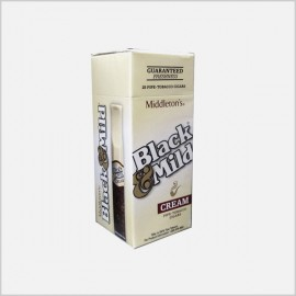 Black N Mild Cream Upright 25ct