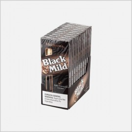 Black N Mild Regular 5x10 Pack