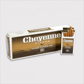 Cheyenne Classic filtered cigars 10 packs of 20 ( mild )