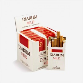 Djarum Mild Cigars 120ct