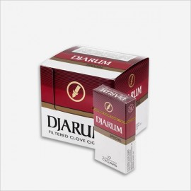 Djarum Special Cigars 120ct