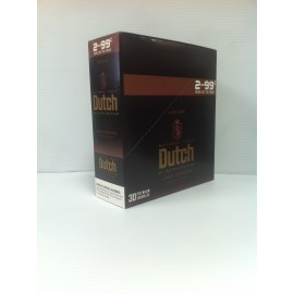 Dutch Master Cigarillo Java Fusion 3 x 10=30 ct