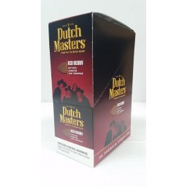 Dutch Maters Cigarillos Red Berry 30 ct