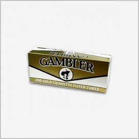 Gambler Light Tubes 100s  [ 200 Count ]