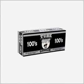 Gambler Tube Cut 200 ct Silver 100's