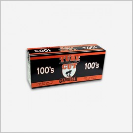 Gambler tube cut tubes full flavor 100s [ 200 count ]