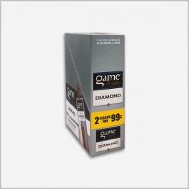 Game Diamond Cigarillos 30ct