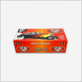 Hot Rod Cigarette tubes 200 ct Full Flavor 100s