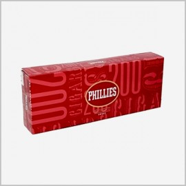 PHILLIES SWEET FILTERED CIGARS 10 PACKS OF 20 CIGARS