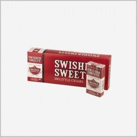 Swisher Sweets 10 packs of 20 filtered cigars