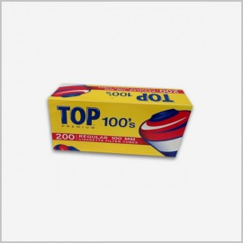 Top cigarette tubes full flavor 100 ( 200 count )