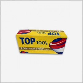 Top cigarette tubes lights 100 ( 200 count )