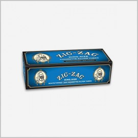 Zig zag lights cigarette tubes 200 count king size